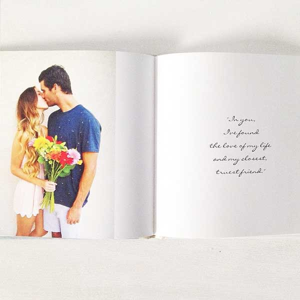 Love of My Life photo book