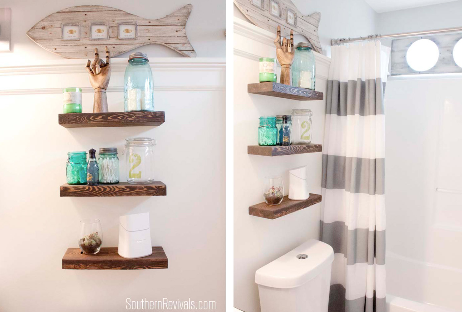 Bathroom Decoration Idea by Southern Revivals - Shutterfly