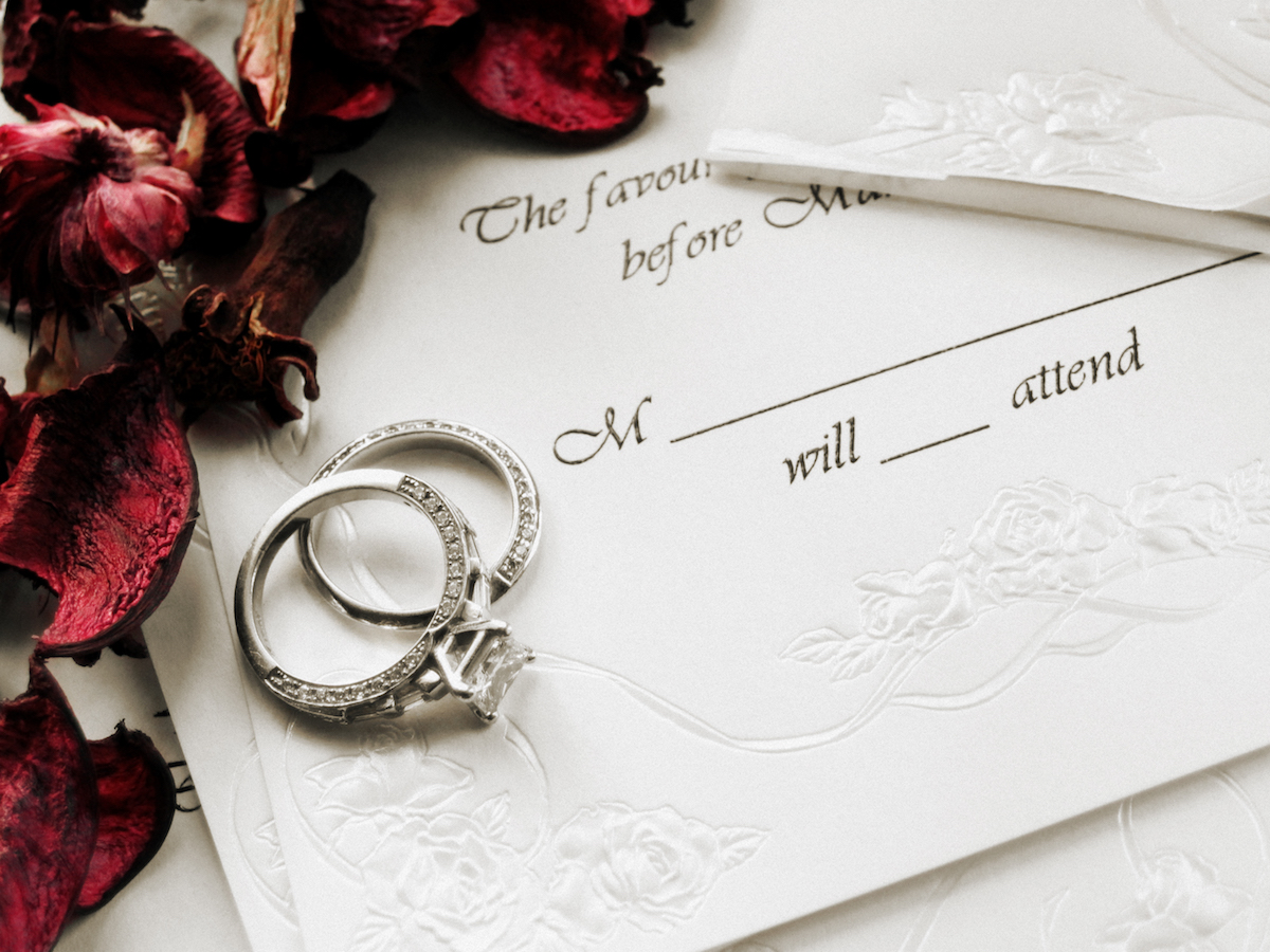 Wedding RSVP Wording and Card Etiquette for Brides and Guests