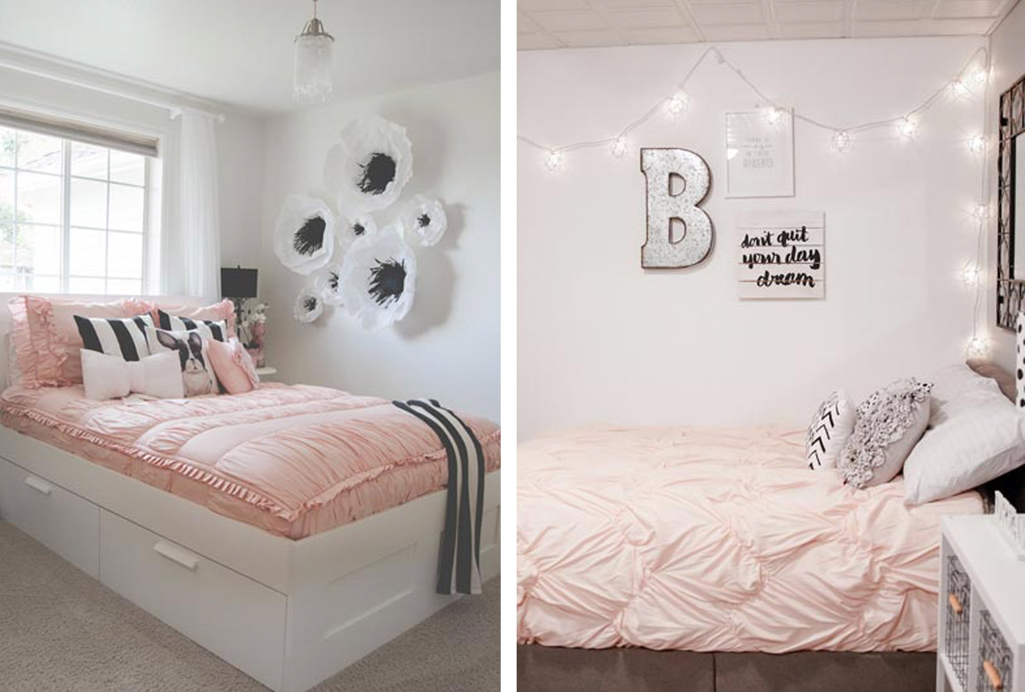 55 Delightful Girls' Bedroom Ideas | Shutterfly