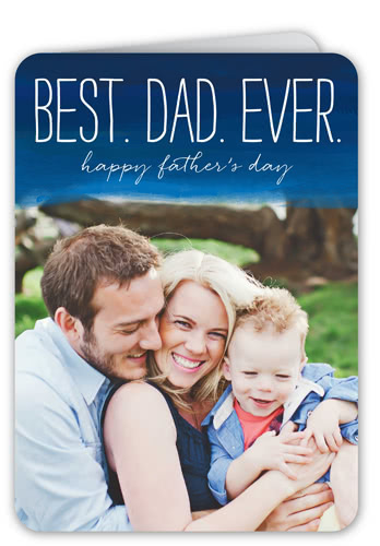 happy fathers day card with photos