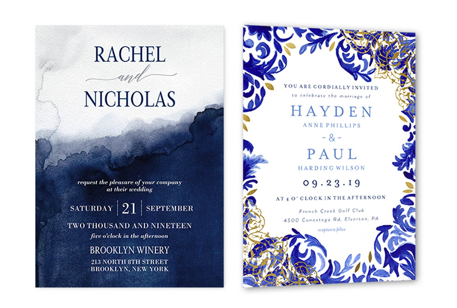 35 wedding invitation wording examples 2018 shutterfly