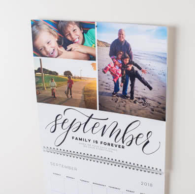 Family Calendar Ideas to Brighten Your Whole Year