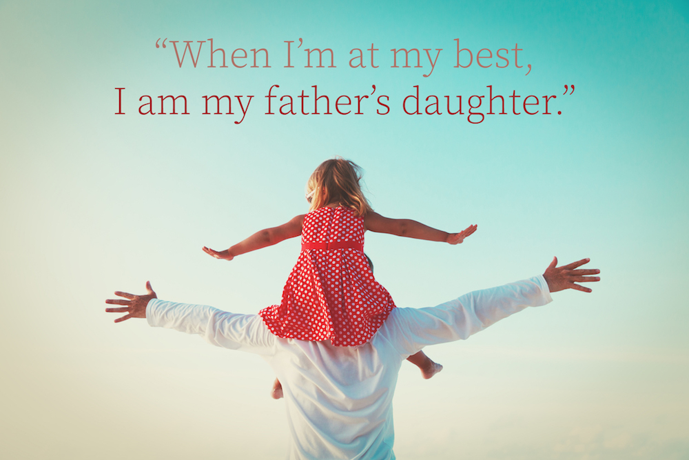 60 Dad And Daughter Quotes And Sayings Shutterfly Enchanting Father Love Quotes