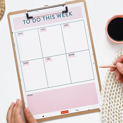8 Free Printable To Do Lists to Get Things Done