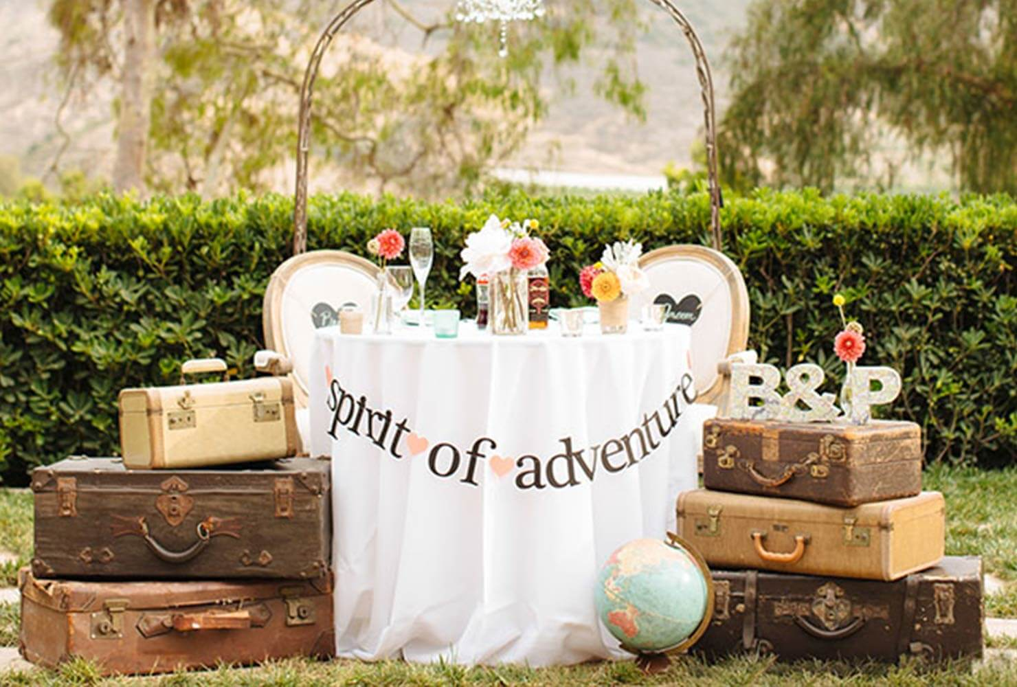 50+ creative wedding theme ideas | shutterfly